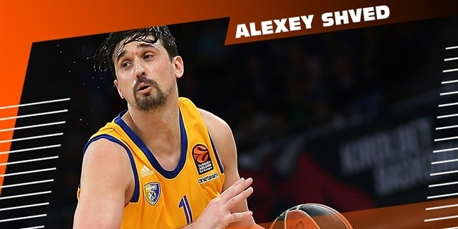 All-Decade Nominee: Alexey Shved