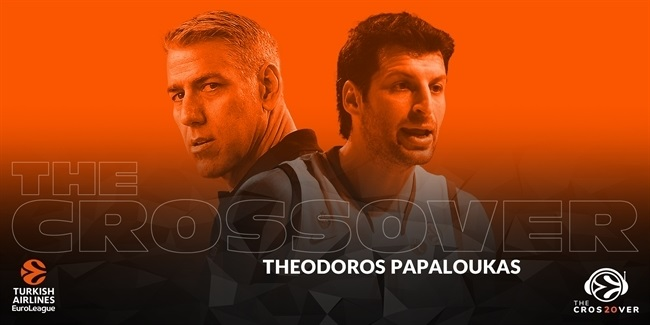 The Crossover with Theo Papaloukas: EuroLeague's 20th anniversary special episodes are here!