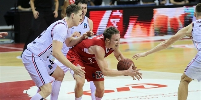 7DAYS EuroCup, Regular Season Round 6: Lokomotiv Kuban Krasnodar vs. Rytas Vilnius