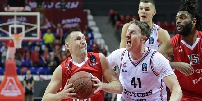 Zenit adds more backcourt leadership with Fridzon