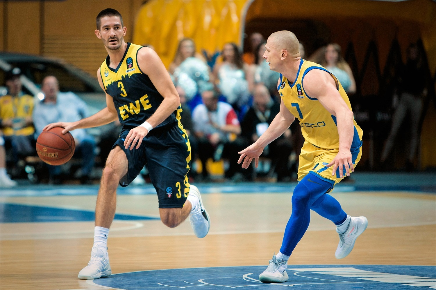 Braydon Hobbs - EWE Baskets Oldenburg (photo Arka) - EC19