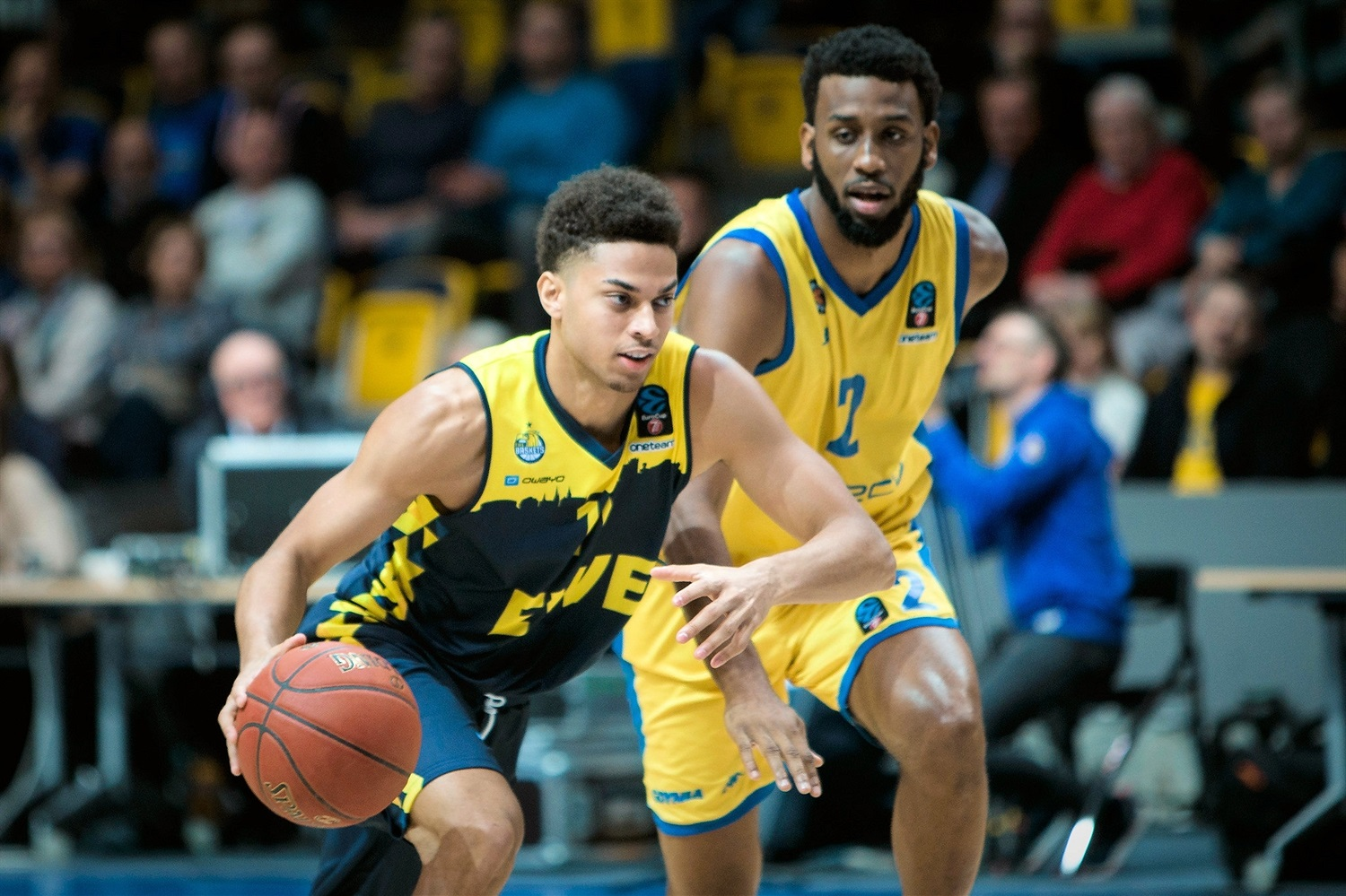 Kevin McClain - EWE Baskets Oldenburg (photo Arka) - EC19