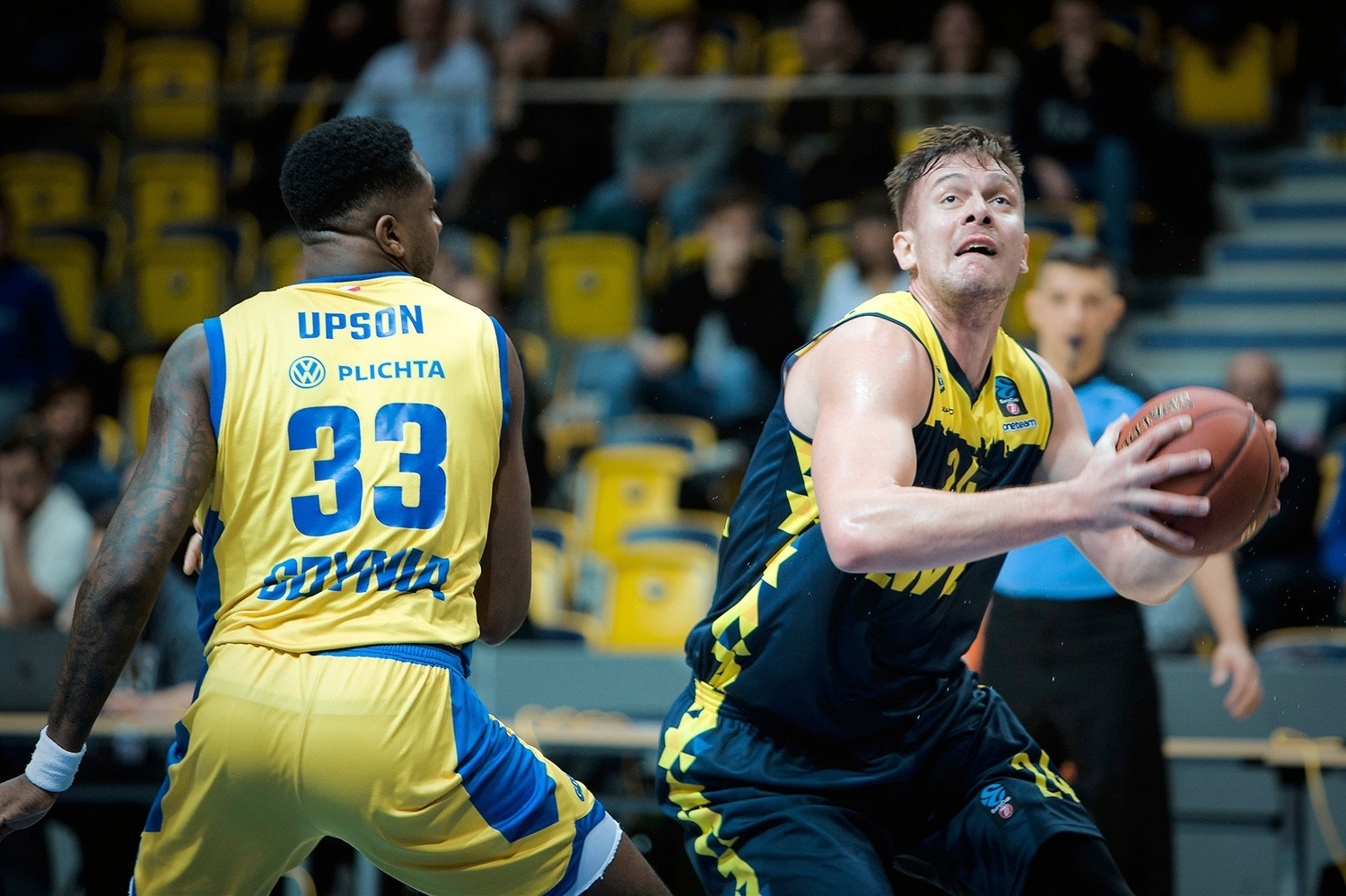 Rasid Mahalbasic - EWE Baskets Oldenburg (photo Arka) - EC19