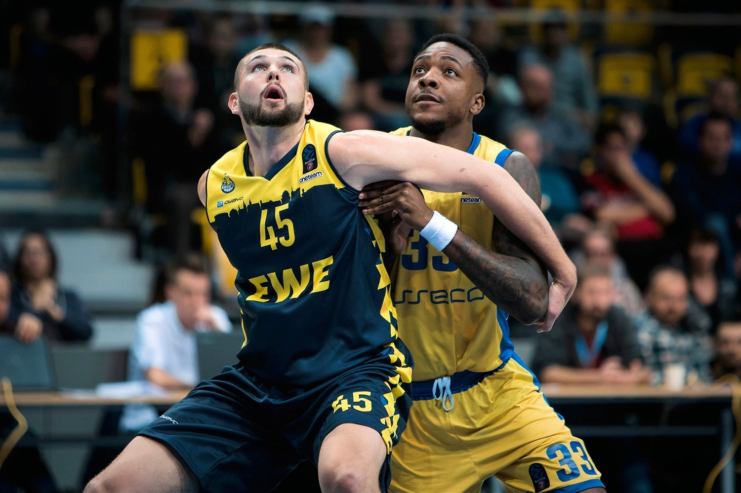 Nathan Boothe - EWE Baskets Oldenburg (photo Arka) - EC19