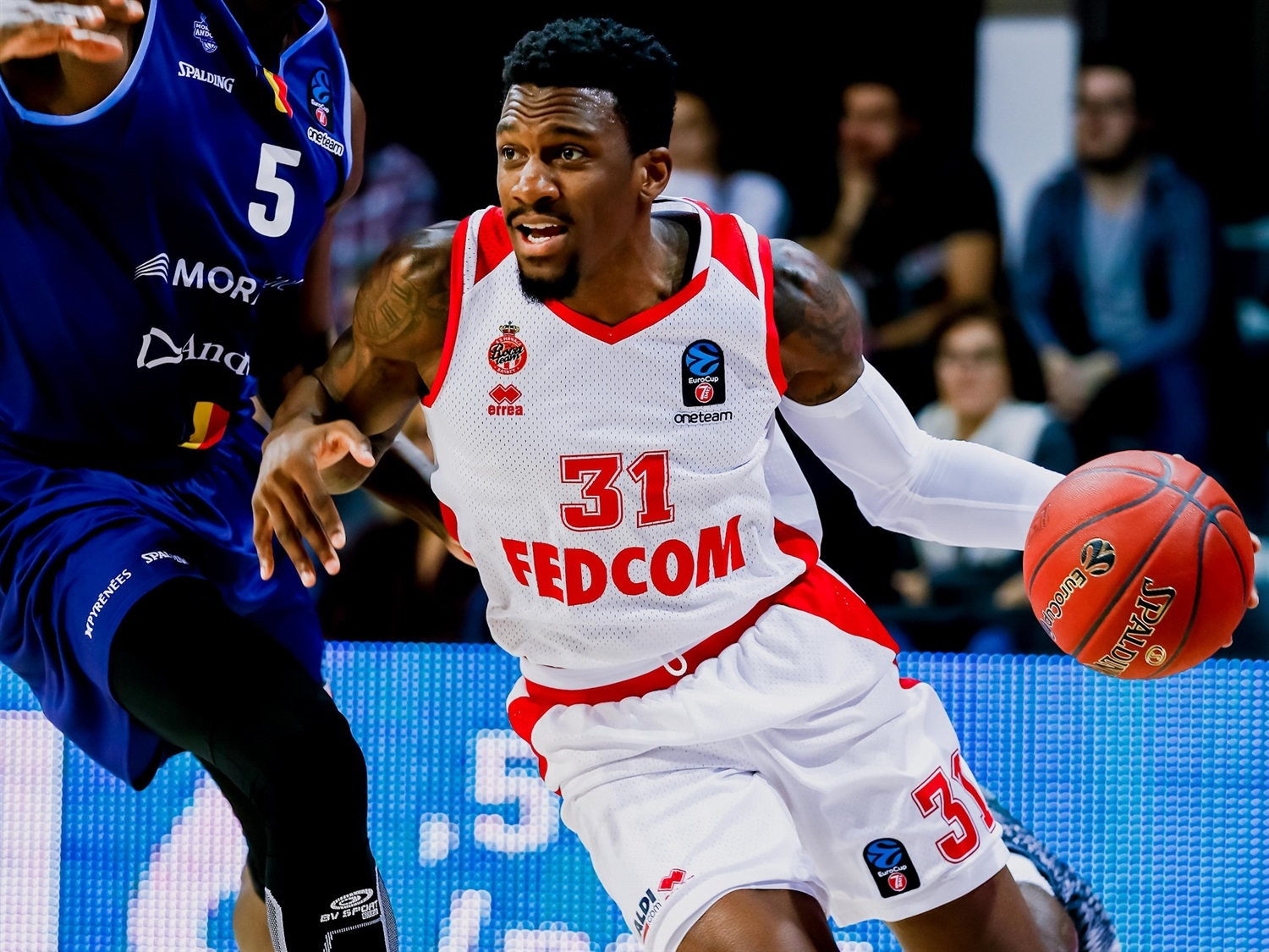 Dylan Ennis - AS Monaco  (Photo Martin Imatge) - EC19
