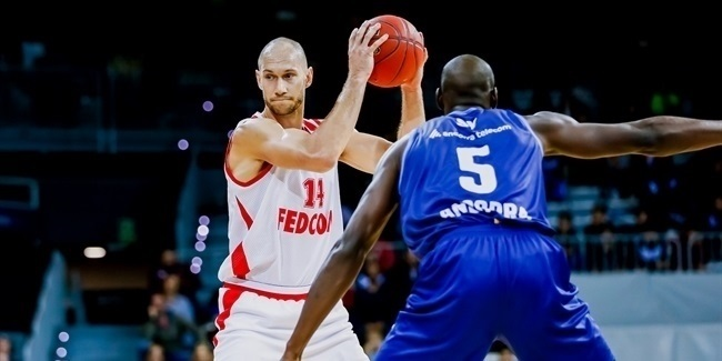 7DAYS EuroCup, Regular Season Round 6: MoraBanc Andorra vs. AS Monaco