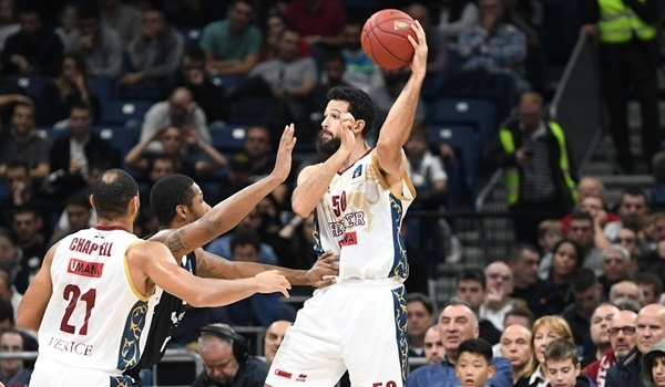 RS06 Report: Reyer Venice hands Partizan first loss