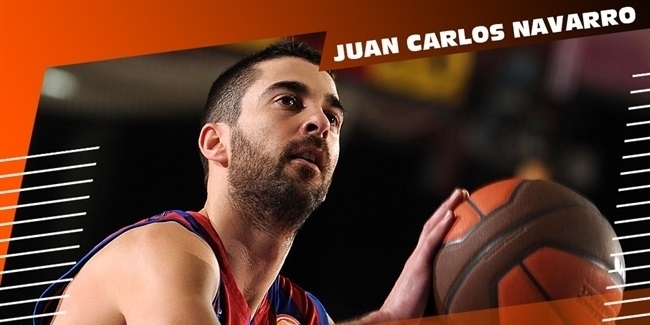 All-Decade Nominee: Juan Carlos Navarro