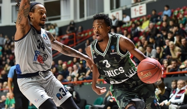 RS06 Report: UNICS downs Brescia for fifth straight win