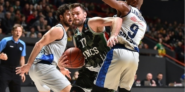 7DAYS EuroCup, Regular Season Round 6: UNICS Kazan vs. Germani Brescia Leonessa
