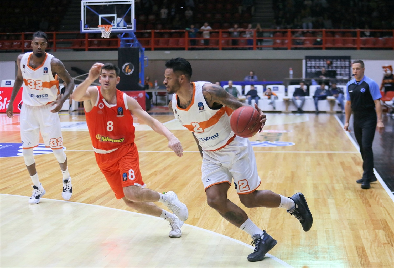 Chris Babb - Promitheas Patras (photo Promitheas) - EC19