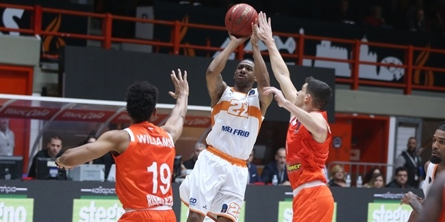 7DAYS EuroCup, Regular Season Round 6: Promitheas Patras vs. Maccabi Rishon Lezion