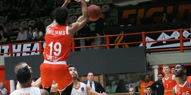 Williams brings size to Trento