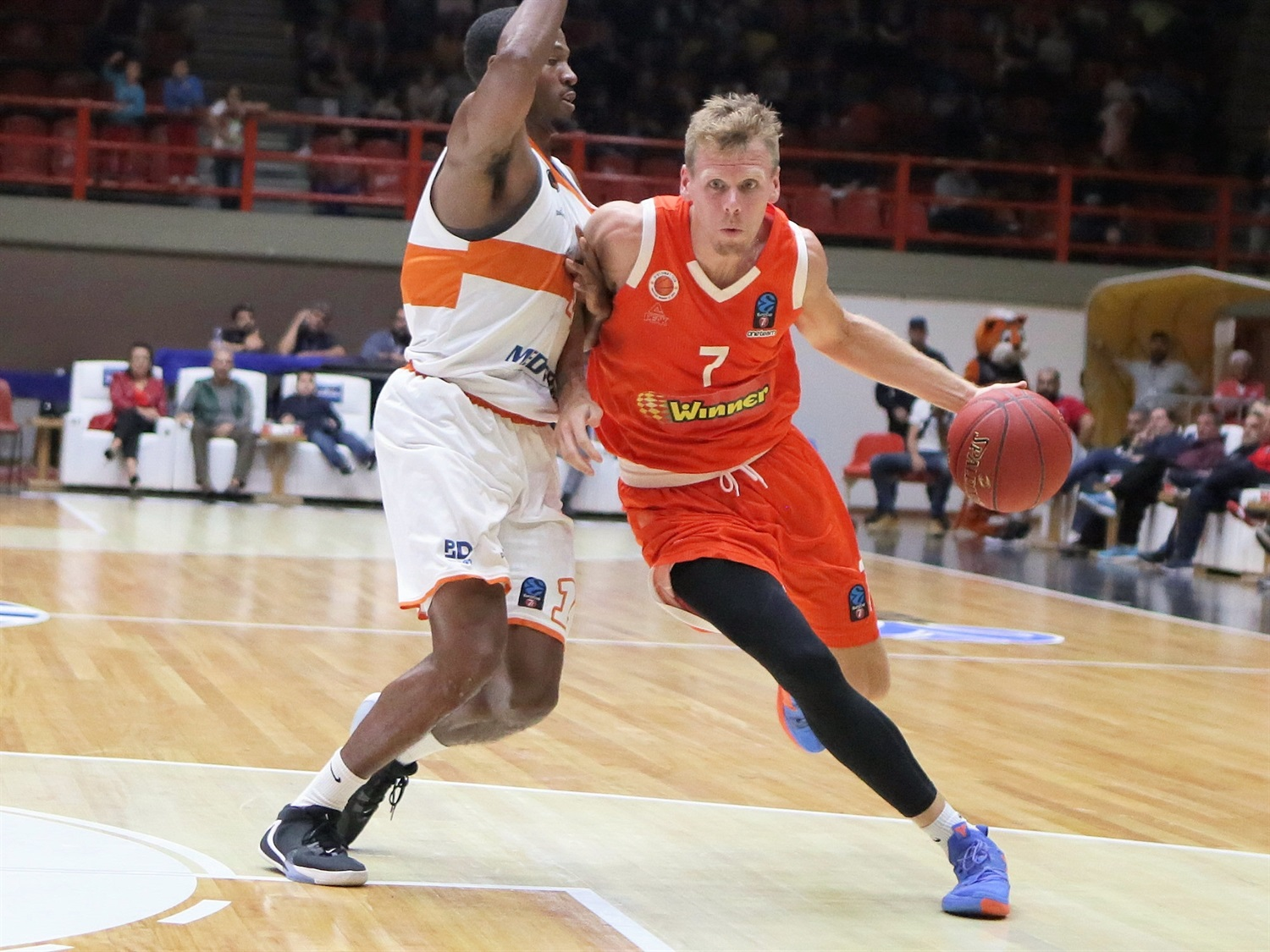 Jordan Swing - Maccabi Rishon LeZion (photo Promitheas) - EC19