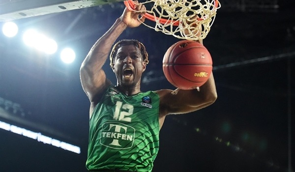 Hamilton, Darussafaka crash the boards
