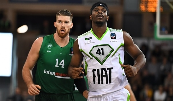 RS06 Report: Limoges tops Tofas to snap losing streak
