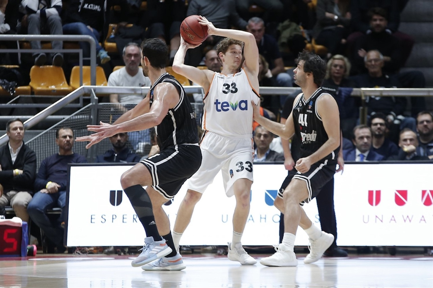 Patrick Heckmann - ratiopharm Ulm (photo Virtus) - EC19