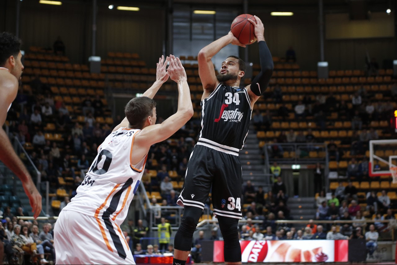 Kyle Weems - Segafredo Virtus Bologna (photo Virtus) - EC19