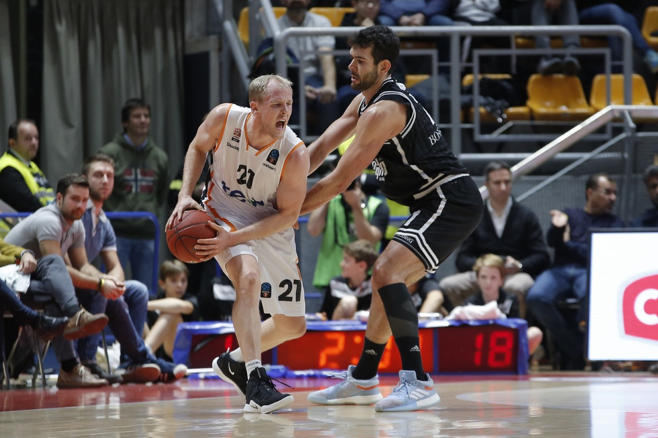 Seth Hinrichs - ratiopharm Ulm (photo Virtus) - EC19