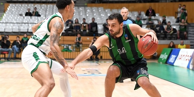 7DAYS EuroCup, Regular Season Round 6: Joventut Badalona vs. Nanterre 92
