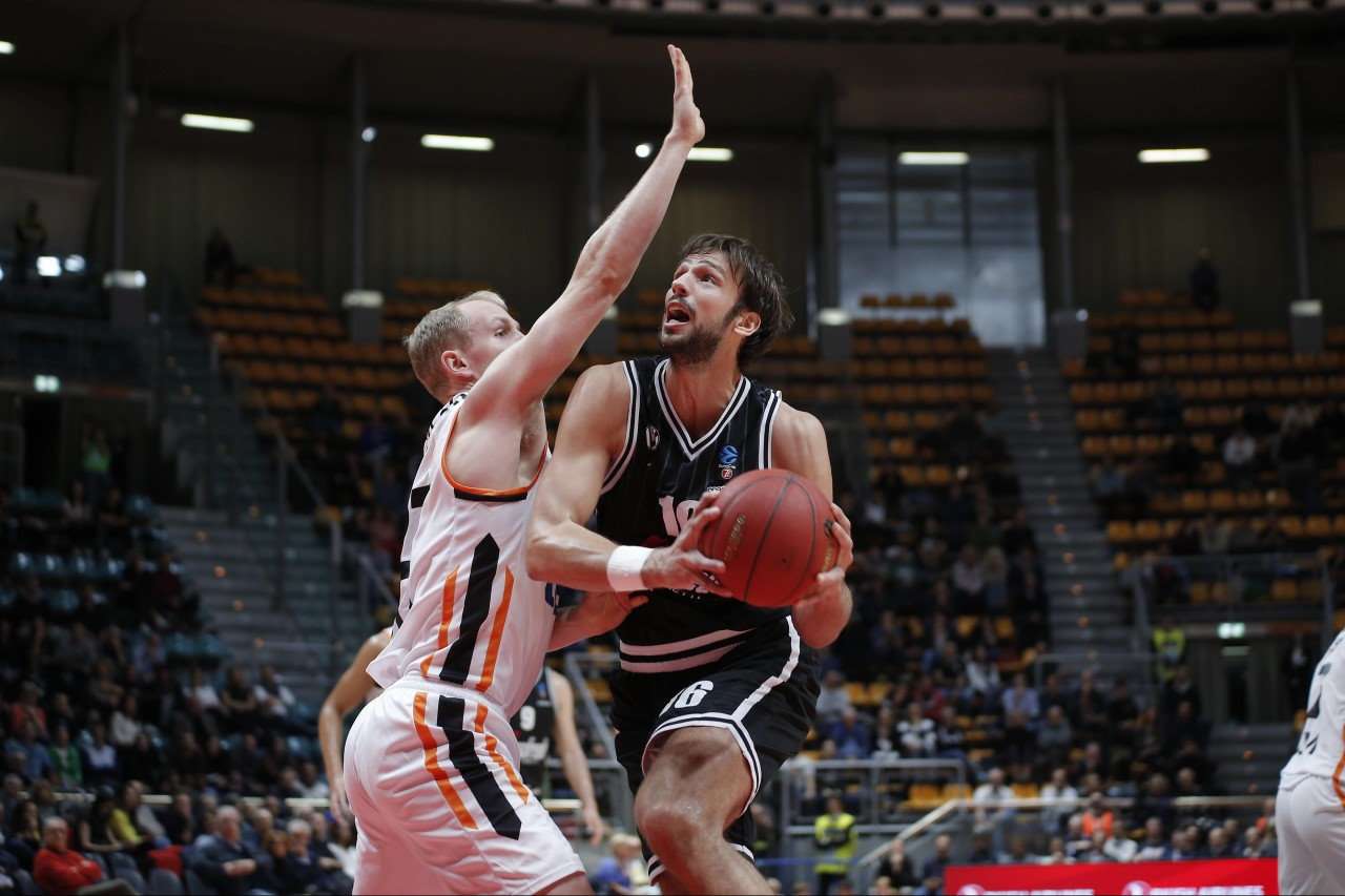 Marcos Delia - Segafredo Virtus Bologna (photo Virtus) - EC19