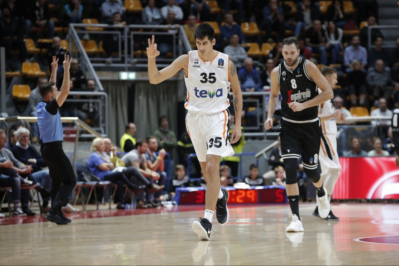 Derek Willis - ratiopharm Ulm (photo Virtus) - EC19