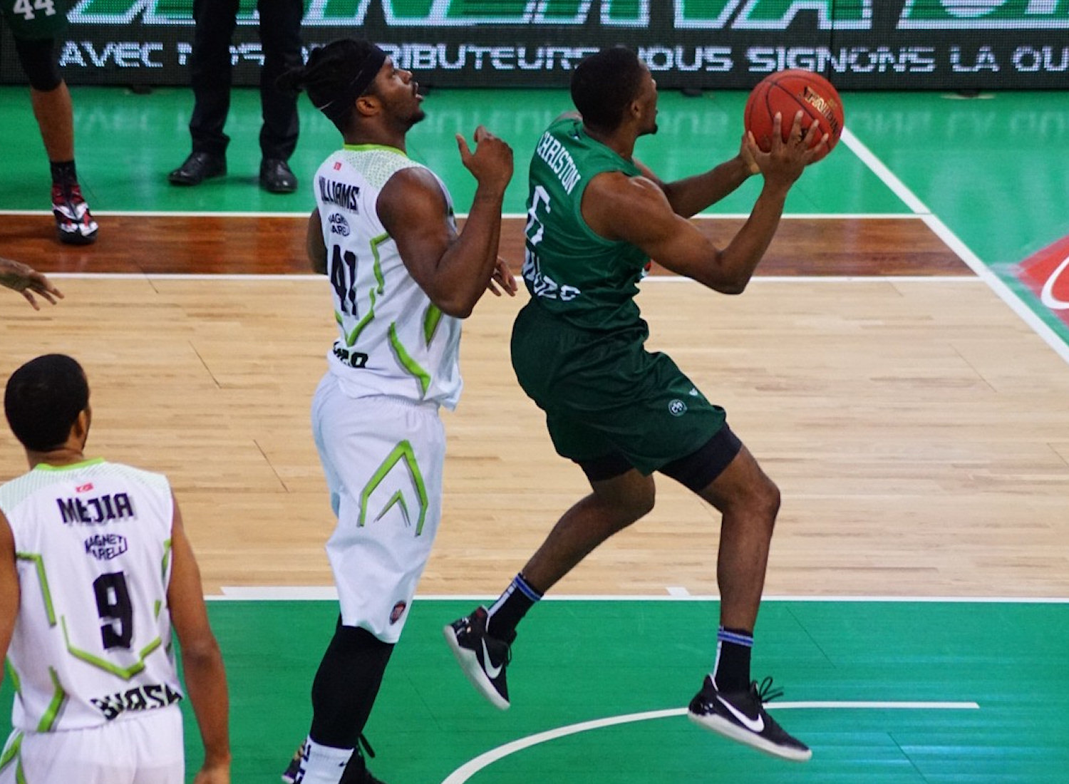 Semaj Christon - Limoges CSP (photo Limoges) - EC19