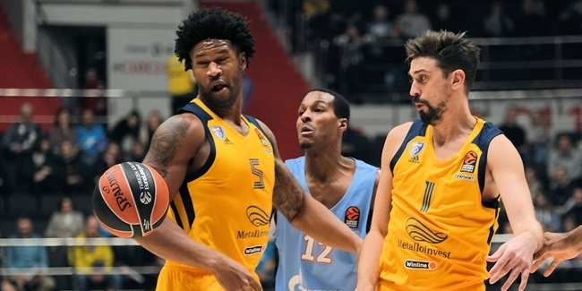 RS Round 7: Zenit St. Petersburg vs. Khimki Moscow Region