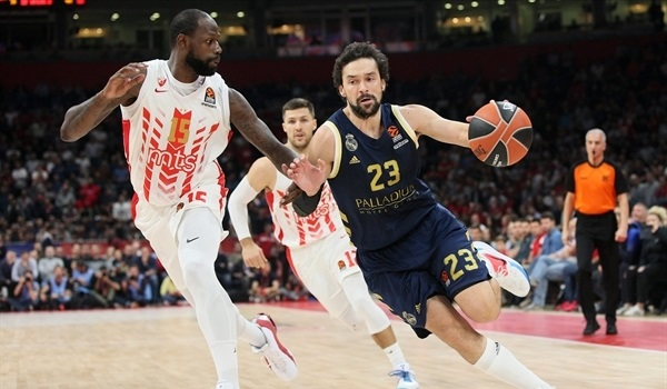 RS07 Report: Real leaves Belgrade with first road win