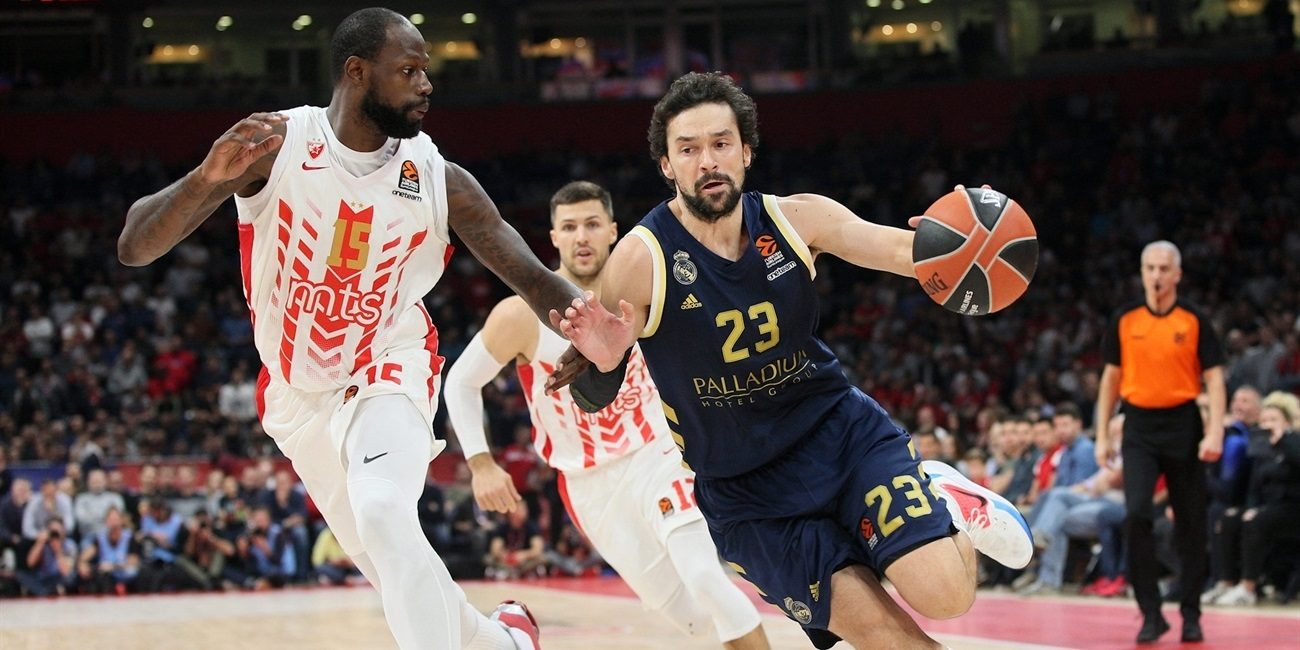 Sergio Llull - Real Madrid - EB19