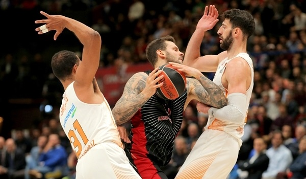 RS07 Report: Milan downs Baskonia, first to 6 wins