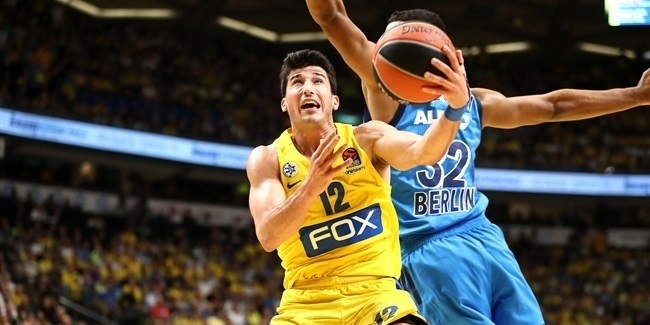 Maccabi keeps guard DiBartolomeo