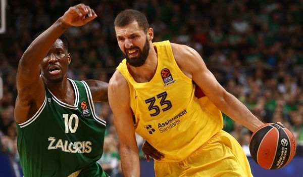 RS07 Report: Higgins and Mirotic shine as Barcelona holds on in Kaunas
