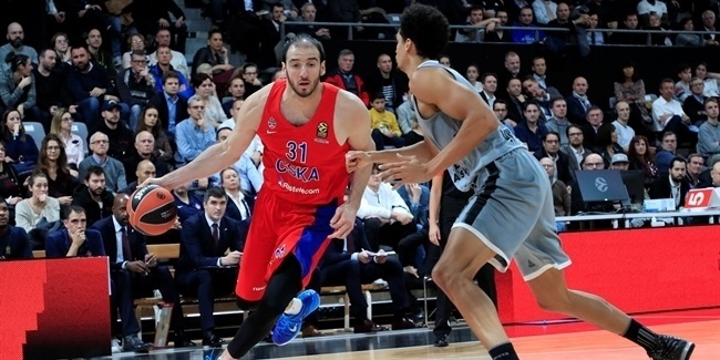 EuroLeague rosters are complete after signings deadline