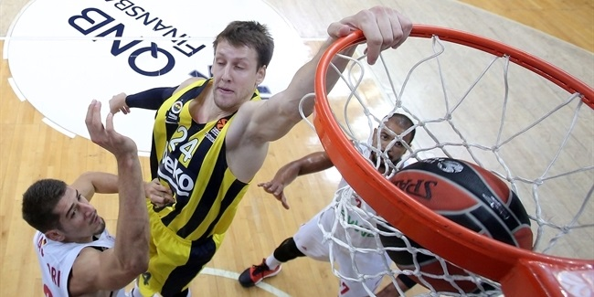 MVP Vesely out indefinitely for Fenerbahce