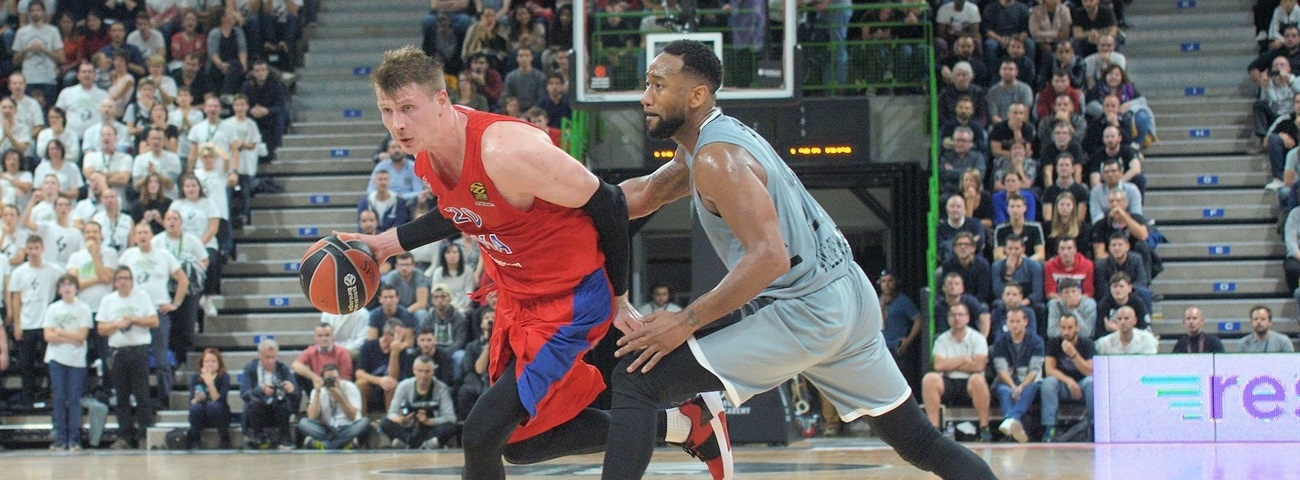CSKA's Vorontsevich to miss several games