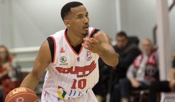 Nanterre signs point guard Ngouama