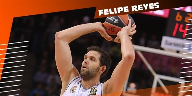 All-Decade Nominee: Felipe Reyes
