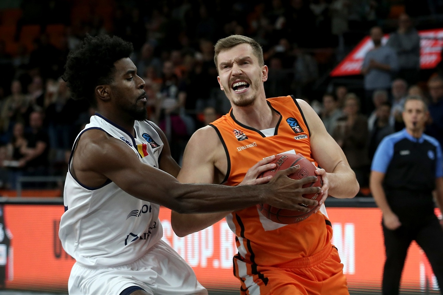 Andreas Obst - ratiopharm Ulm (photo Ulm - Harry Langer) - EC19