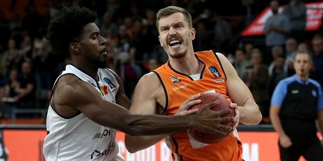7DAYS EuroCup, Regular Season Round 7: ratiopharm Ulm vs. MoraBanc Andorra
