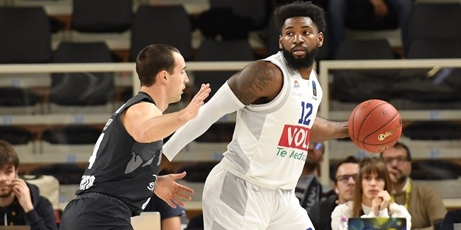 Hassan Martin sparked Buducnost's Top 16 hopes