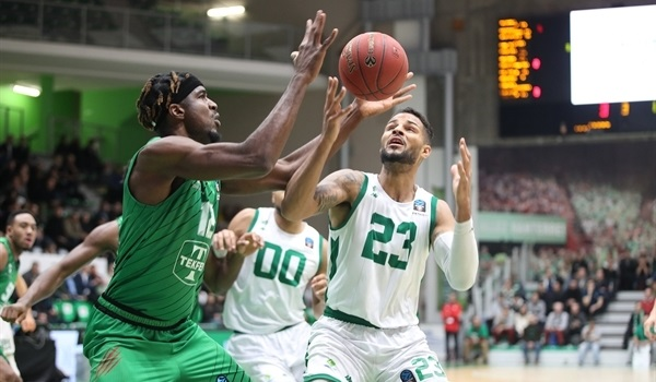 RS07 Report: Darussafaka takes road win at Nanterre