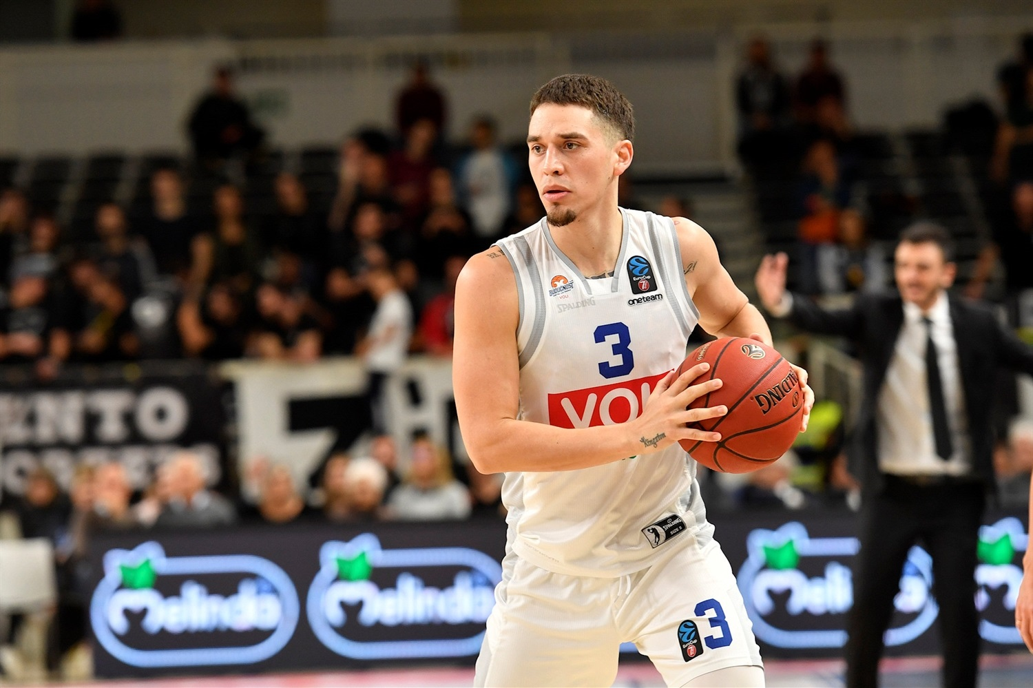 Scott Bamforth - Buducnost VOLI Podgorica (photo Trento) - EC19