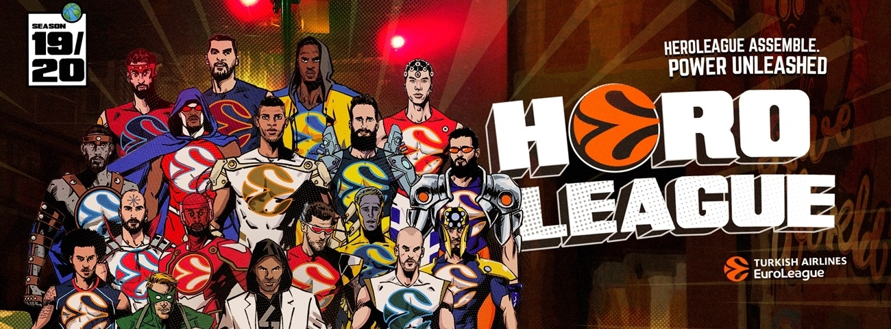 #HeroLeague: Superpowers unveiled!