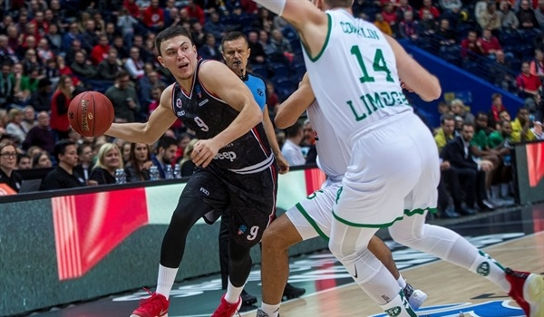RS07 Report: Rytas gets pivotal home win