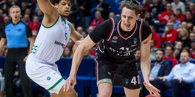 Cameron Bairstow, Rytas: 'We are in control of our destiny'