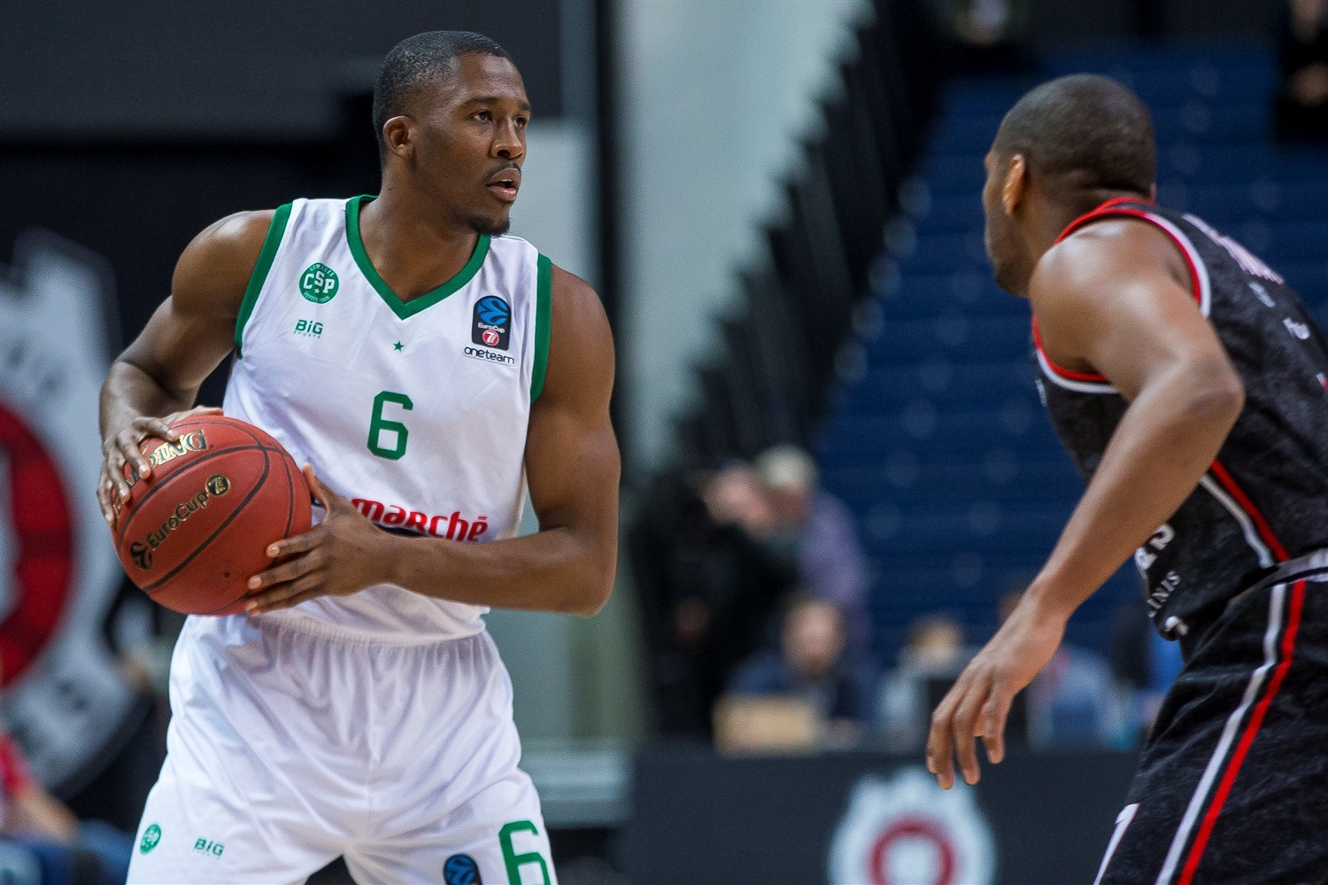 Semaj Christon - Limoges CSP (photo Rytas - Rokas Lukosevicius ) - EC19