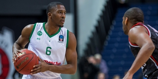 Baskonia lands Semaj Christon