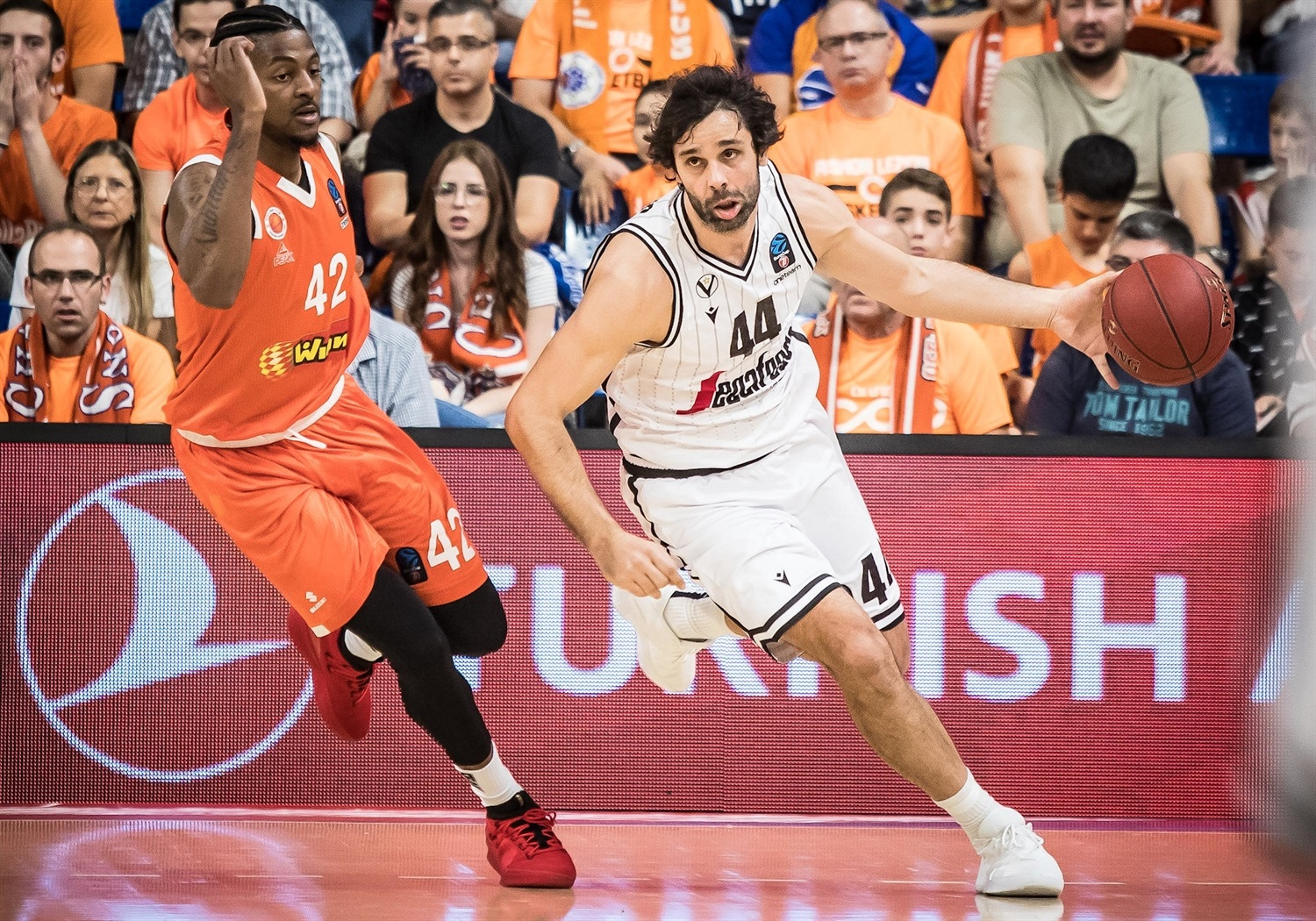 Milos Teodosic - Segafredo Virtus Bologna (photo Rishon) - EC19
