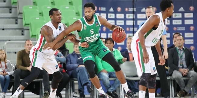 Cedevita Olimpija, Hopkins pen extension